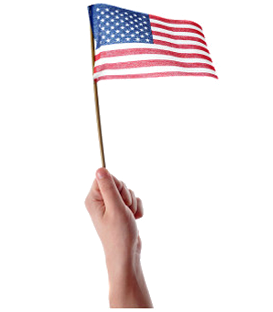 4'' x 6'' 100% Cotton Hand Held Flags for Real Estate| RealEstateCalendars.com